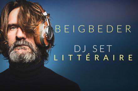 DJ Set Littéraire