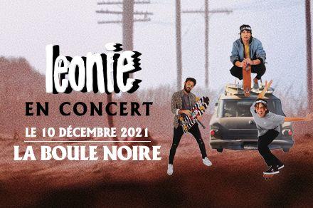 Leonie x La Boule Noire